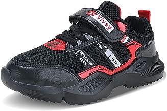 Vivay Kids Boys Tennis Shoes Toddler Girl Running Walking Sneakers for Little Kid and Big Kid