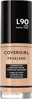 Covergirl TruBlend Matte Made Liquid Foundation, Classic Beige