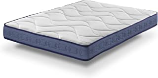 Colchón Latex Gel Plus 120X190 Efecto Relax 13 Zonas de Confort Altura 20 cm | Certificado Sanitized® y Oeko-Tex®