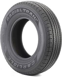 Carlisle Radial Trail HD Trailer Tire - 205/75R14 100M (6H04551)