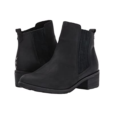 Reef Voyage Boot LE (Black/Black) Women