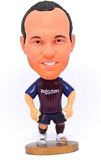 アンドレス・イニエスタ・ルハン(Andrés Iniesta Luján)【FCバルセロナ2019】soccerwe/サッカー/フィギュア