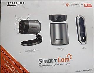 Samsung Wisenet Smartcam Security System -Video Doorbell - SNAR1210W