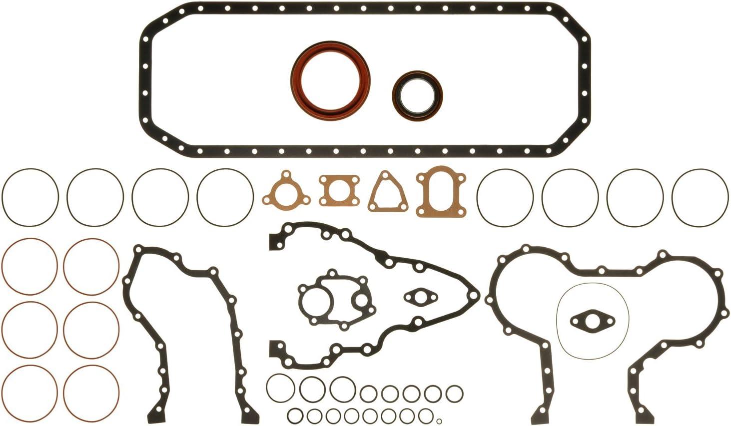 Chicago Superlatite Mall Ajusa 54108900 Gasket crank case Set