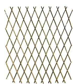 Master Garden Products BFF-72P Expandable Bamboo Poles Trellis L x 72
