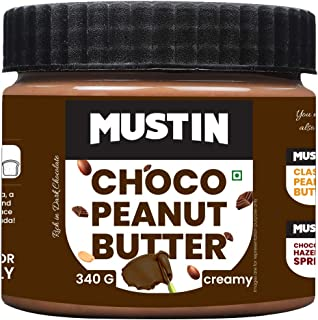 Mustin Chocolate Peanut Butter (340)