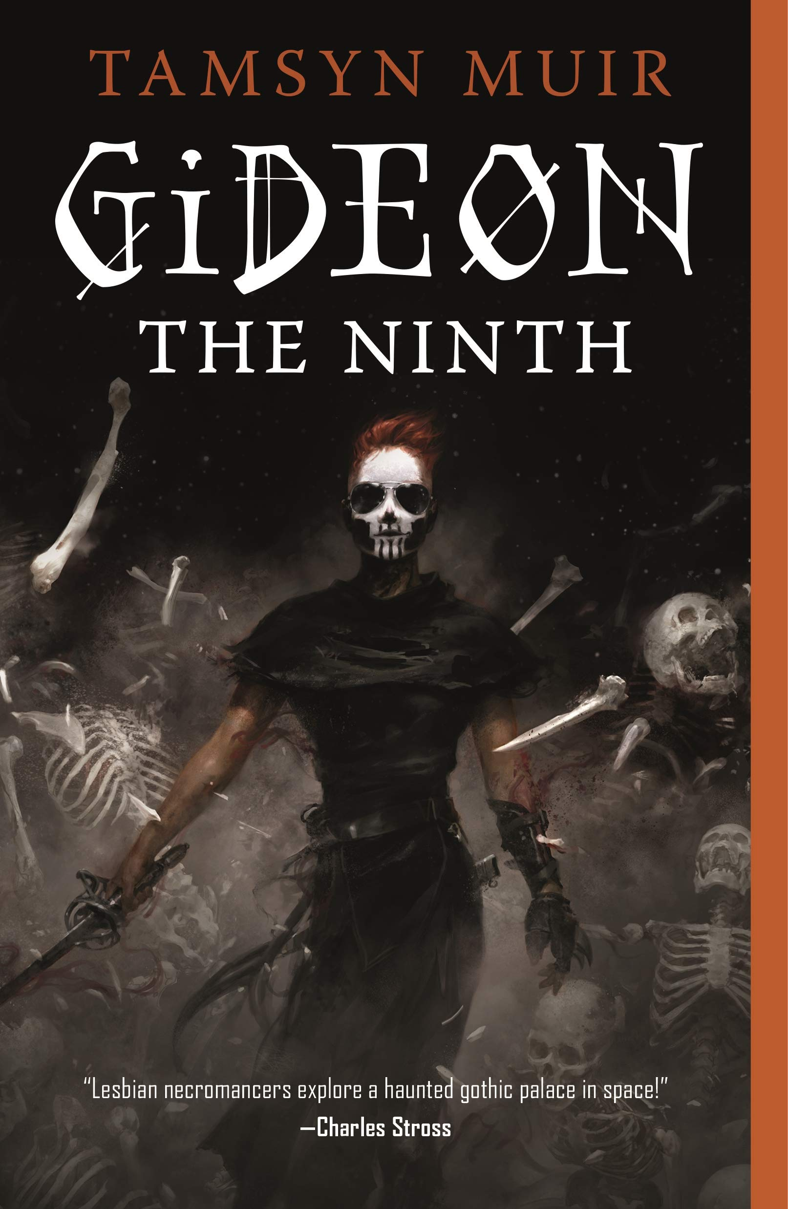 Gideon the Ninth (The Locked Tomb Trilogy Book 1)