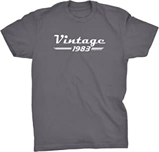 36th Birthday Gift Shirt - Retro - Vintage 1982 Aged to Perfection