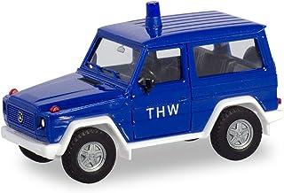 herpa 094825 Mercedes-Benz Model G THW Mini-Vehicle