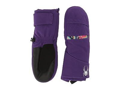 Spyder Kids Bitsy Cubby (Toddler) (Majesty) Extreme Cold Weather Gloves