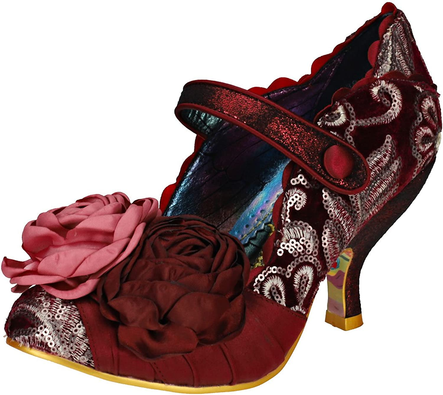 Irregular Choice Upon-Thames Womens shoes