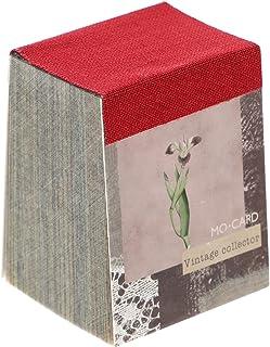 EXCEART Vintage Scrapbooking Matériel Papier Antique Rétro Scrapbooking Artisanat D' Art Journal Journal Décoration Papier...