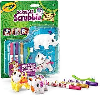 SCRIBBLE SCRUBBIE SAFARI 2CT model 2