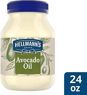 Hellmann's Mayonnaise Dressing, Avocado Oil with a hint of Lime 24 oz