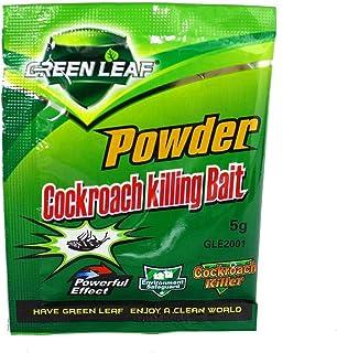 Green leaf powder cockroach killing bait