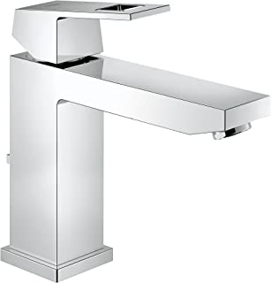 Eurocube M-Size Single-Handle Single-Hole Bathrom Faucet