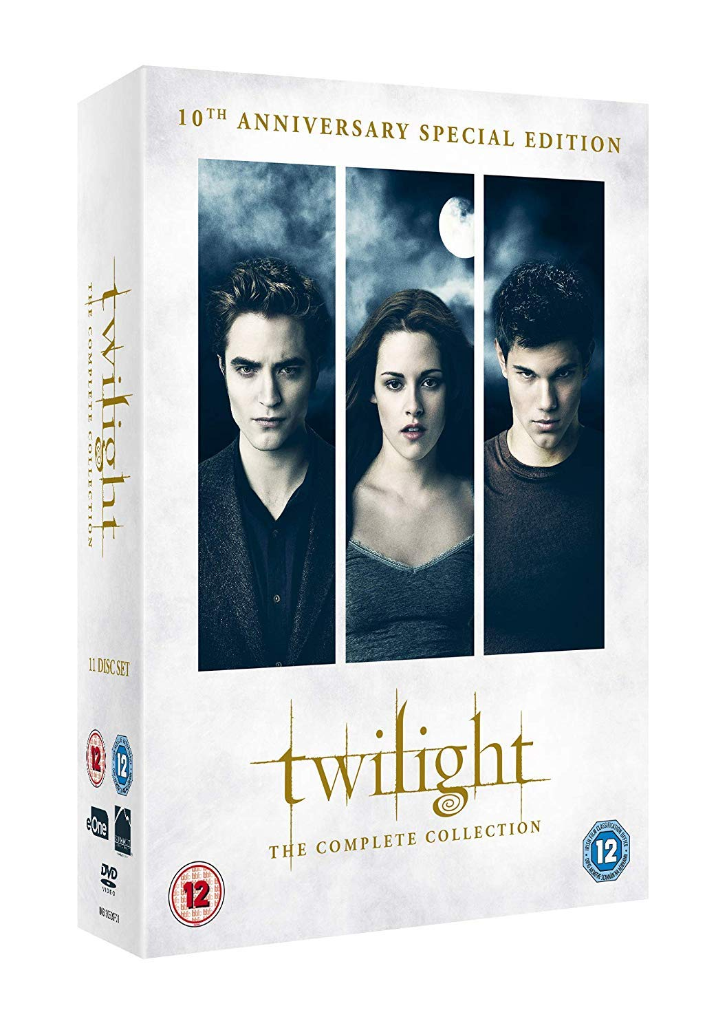 NEW The Twilight Saga - service Complete Anniversary Collection: Sp 10th