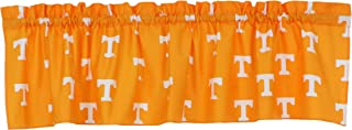 College Covers NCAA Curtain Valance, 84 x 15, Tennessee Volunteers