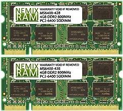6GB (4GB & 2GB SODIMM Upgrade Kit) DDR2-800 for Apple iMac 2008 Core 2 Duo 8,1