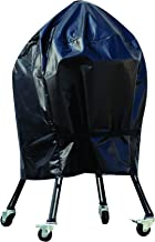 Protective Covers 1097 Kamado Style Grill Covers, Large, Black
