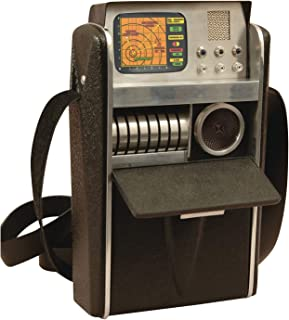 DIAMOND SELECT TOYS SEP188275 Select Toys Star Trek: The Original Series: Science Tricorder Electronic Role Play Replica, Multicolor