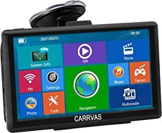 $63 » GPS Navigation for car, 7-Inch HD Touch Screen 8GB-256MExpandable Memory Navigation System, Latest Map,with Voice Guidance...