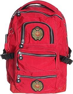 Smart Multi Purpose Backpack For Men - Red