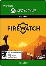 Best firewatch xbox 1 Reviews