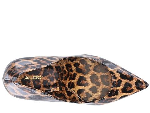 Black PatentBone ALDO NabuckLeopard Stessy PrintRed 5SZxZ8qW