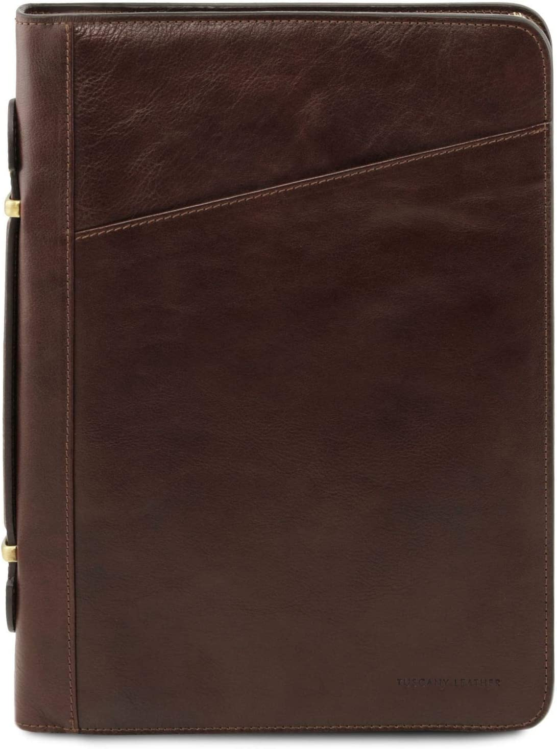 Tuscany Leather Claudio Exclusive leather OFFicial shop document with case El Paso Mall han