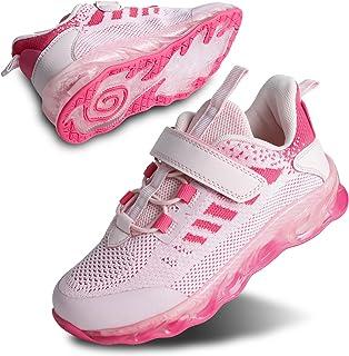 Sponsored Ad - VIOX KIDS Running Shoes Breathable Little Big Boys Girls Sneakers Non-Slip Children Sport Shoes for Little/...