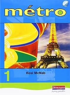 Métro 1 Pupil Book Euro Edition