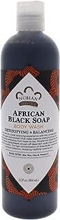 nubian african black soap deodorant