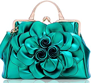 Amazon.es: Verde - Carteras de mano y clutches / Bolsos para ...