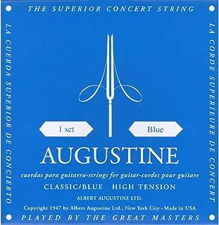 augustine blue guitar strings