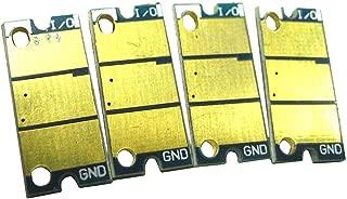 AAA Compatible Toner Chip Replacement for Konica Minolta Bizhub C3350, C3850, C3850 FS (TNP48) Refill (Black, Cyan, Magenta, Yellow, 4-Pack)