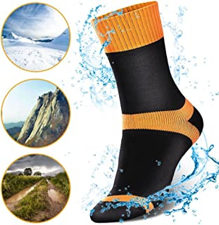 Calcetines Impermeables Hombre&Mujer,Calcetines Impermeables Traspirables,Ciclismo,Running,MTB