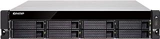 QNAP TS-883XU-RP E-2124 Ethernet LAN Rack (2U) Black NAS