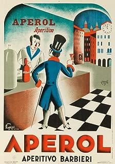 Best aperol vintage poster Reviews
