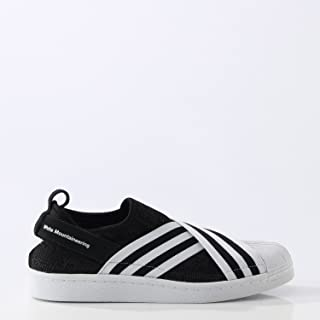 正規品 【adidas Originals by White Mountaineering】 スーパースター[WM SUPERSTAR SLIP ON] ブラック/ホワイト BY2880