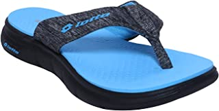 Lotto Women's GINO Slippers (Grey/-Blue)_UK/IND-6