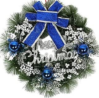 La Vogue Christmas Decoration Artificial Wreath Wintry Pine Wreath