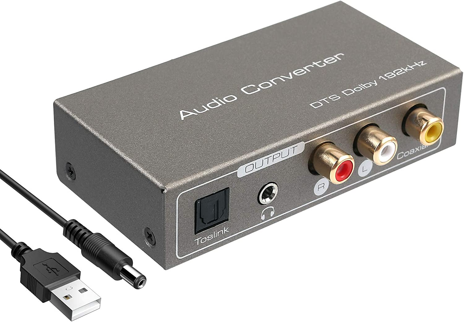 CAMWAY HDMI ARC Audio Extractor Adapter Mu Converter Over item Animer and price revision handling 192K
