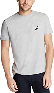 Nautica Men's Short Sleeve Logo Series Graphic Tee