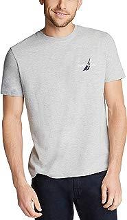 Nautica Men's Short Sleeve Logo Series Graphic Tee