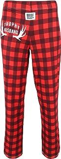 Brief Knickers Insanity Men's Trophy Husband Buffalo Plaid Lounge Pyjama Pants