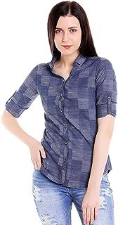 Campus Sutra Women's Shirt