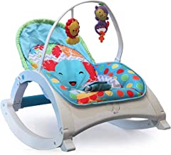 The Flyers Bay Fiddly's Baby Bouncer Cum Rocker (Happy Elephant)
