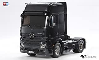 Tamiya Mercedes-Benz Actros - 1851 GigaSpace - Radio-Controlled (RC) Land Vehicles (Cochecito de Juguete)
