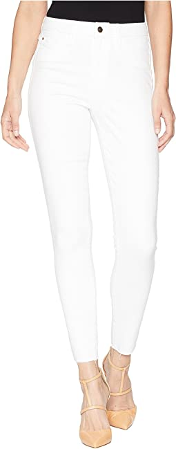 Hi (Rise) Honey Curvy Ankle Skinny in Hennie